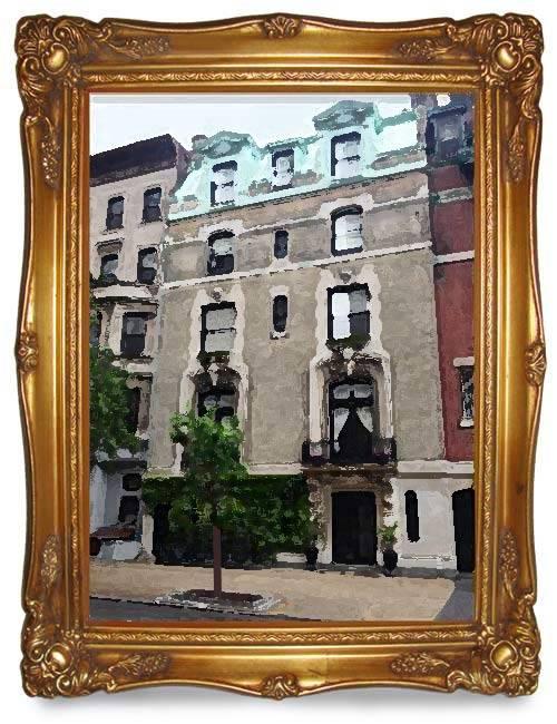 Framed-Facade